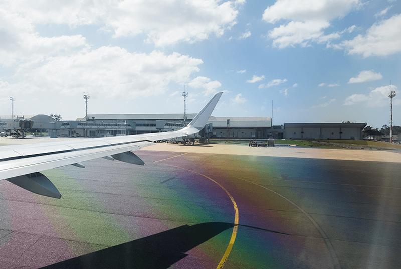マルクンハ クーニャ マシャド国際空港