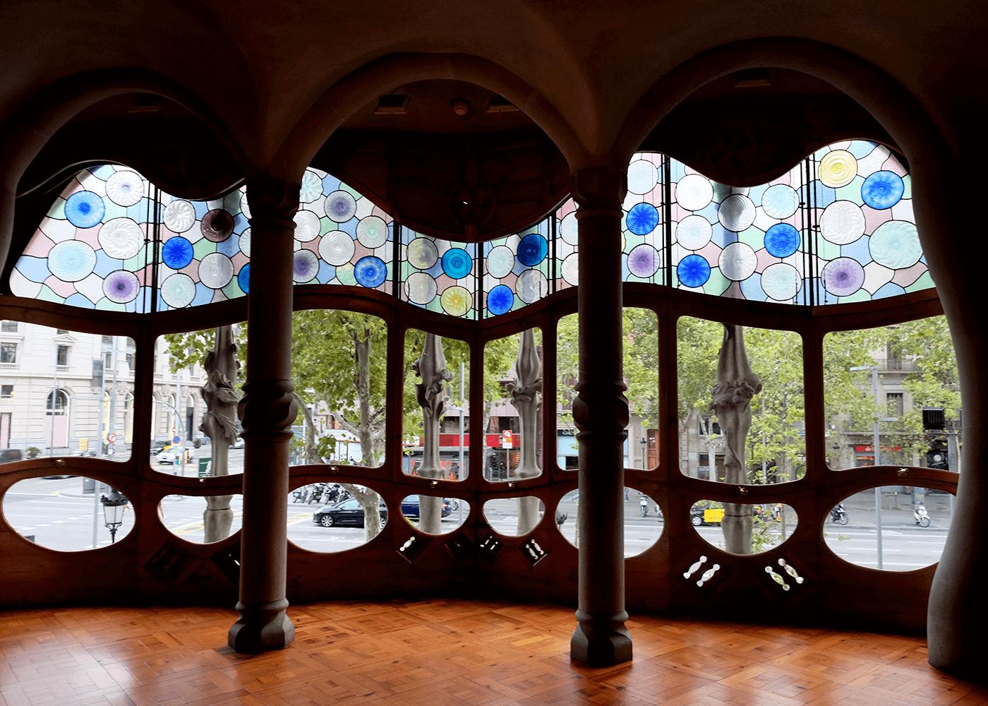 Casa Batlló(カサバトリョ)