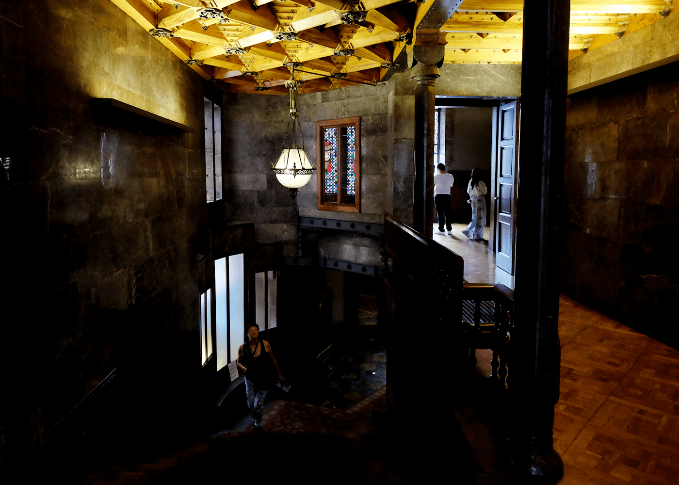 Palau Güell(グエル邸)