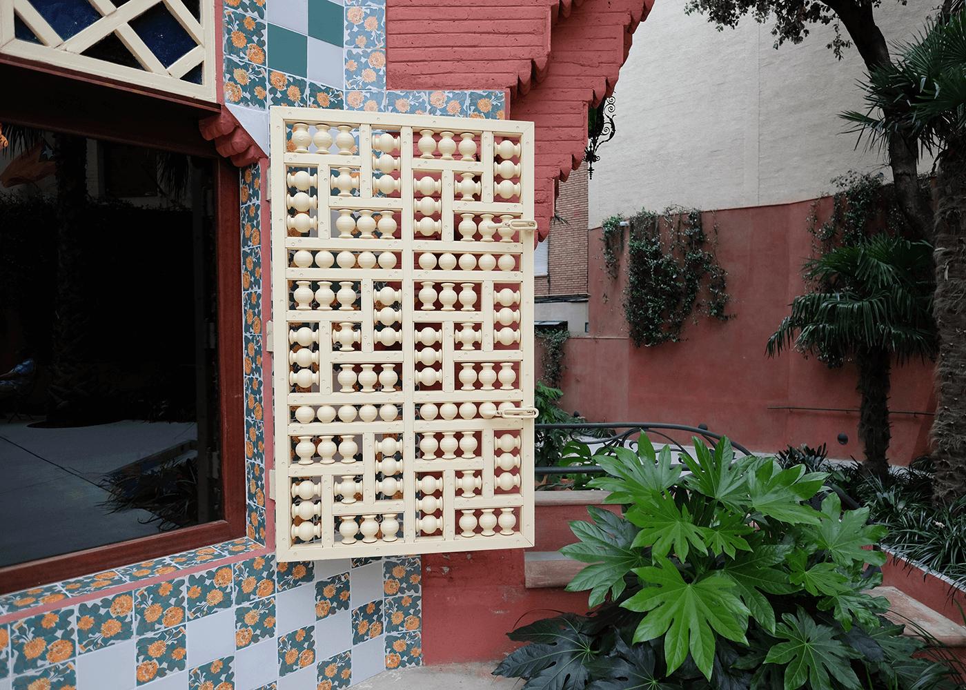 Casa Vicens(カサ ビセンス)