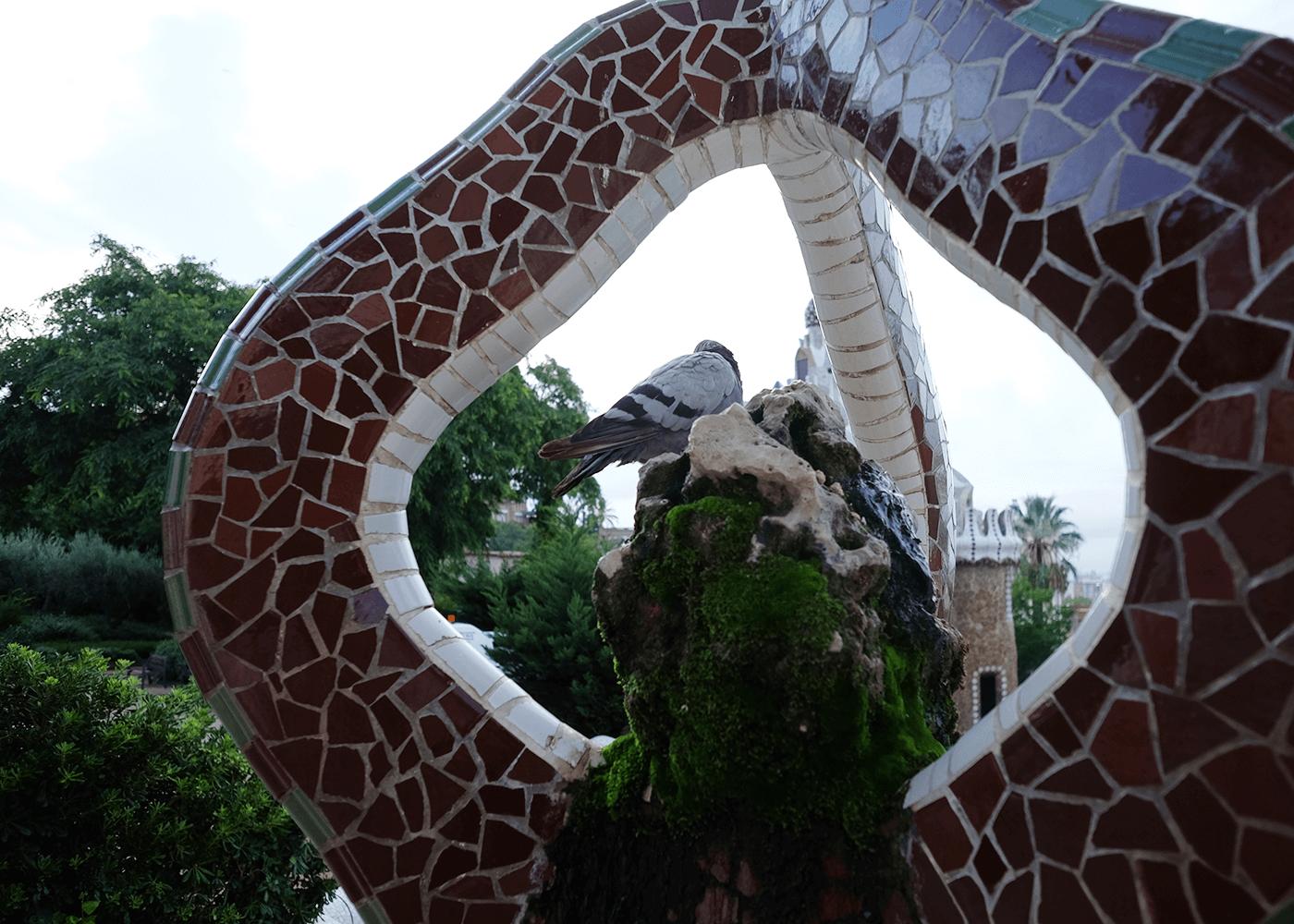 Parc Güell(Park Guell/グエル公園)