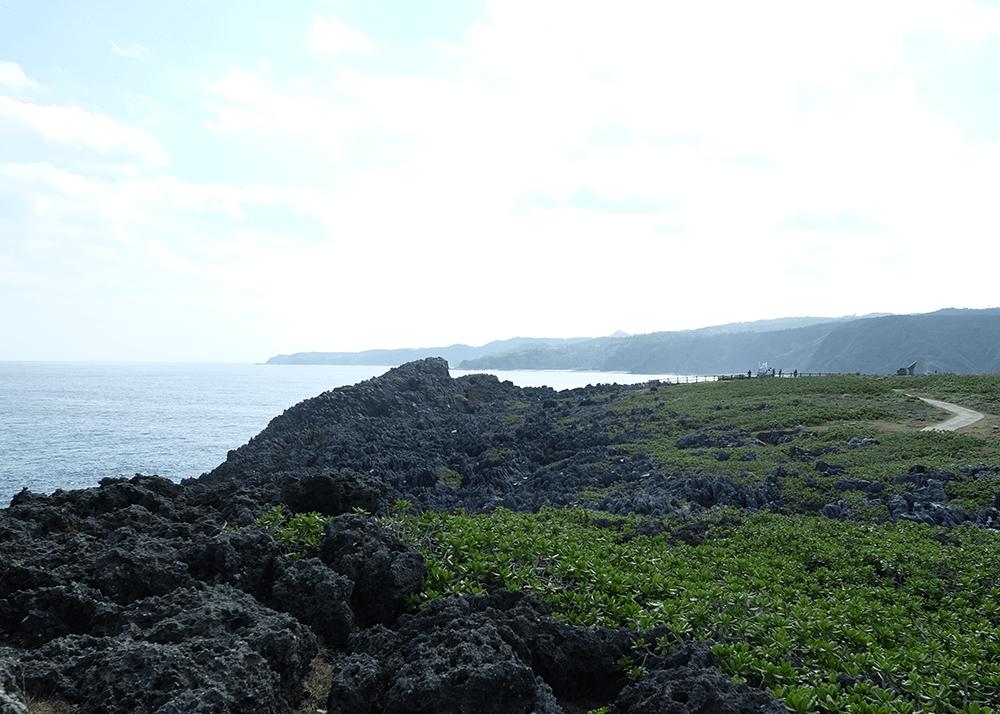 沖縄県最北端『辺戸岬』(へどみさき)