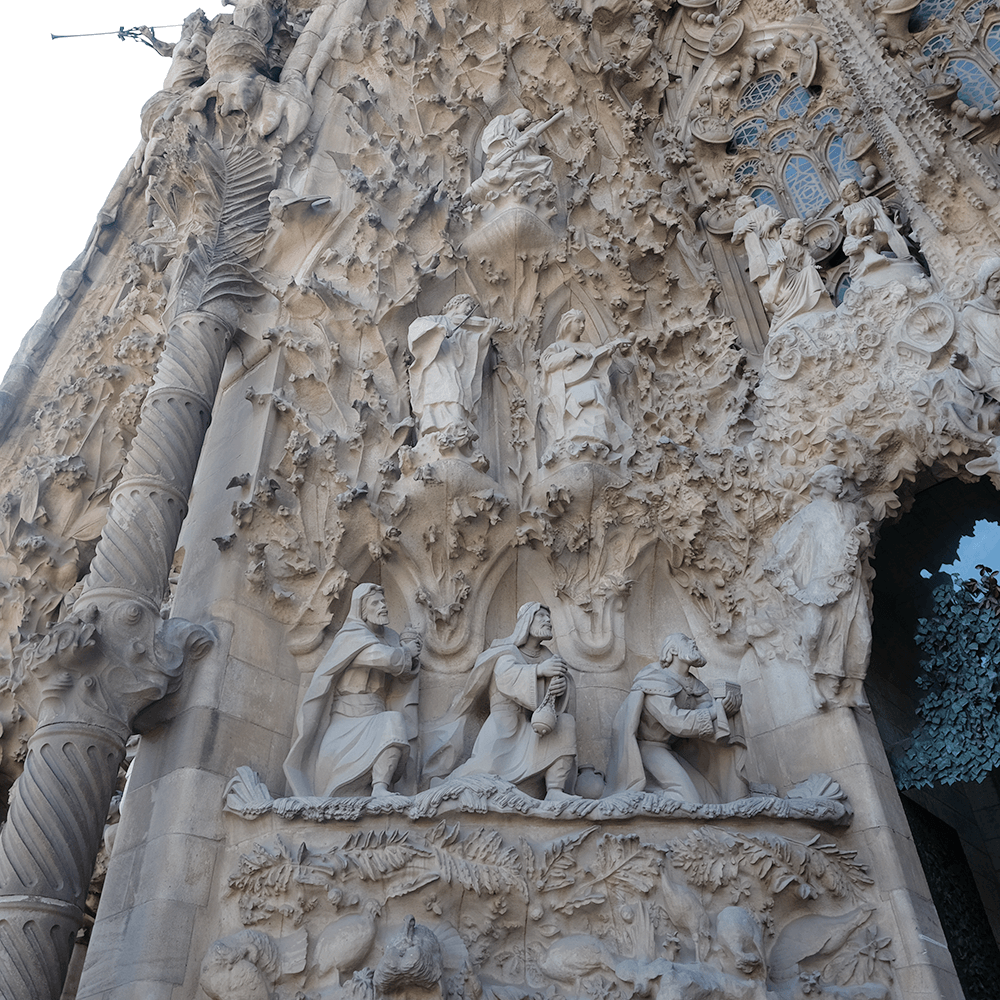 サグラダ・ファミリア(Sagrada Família)