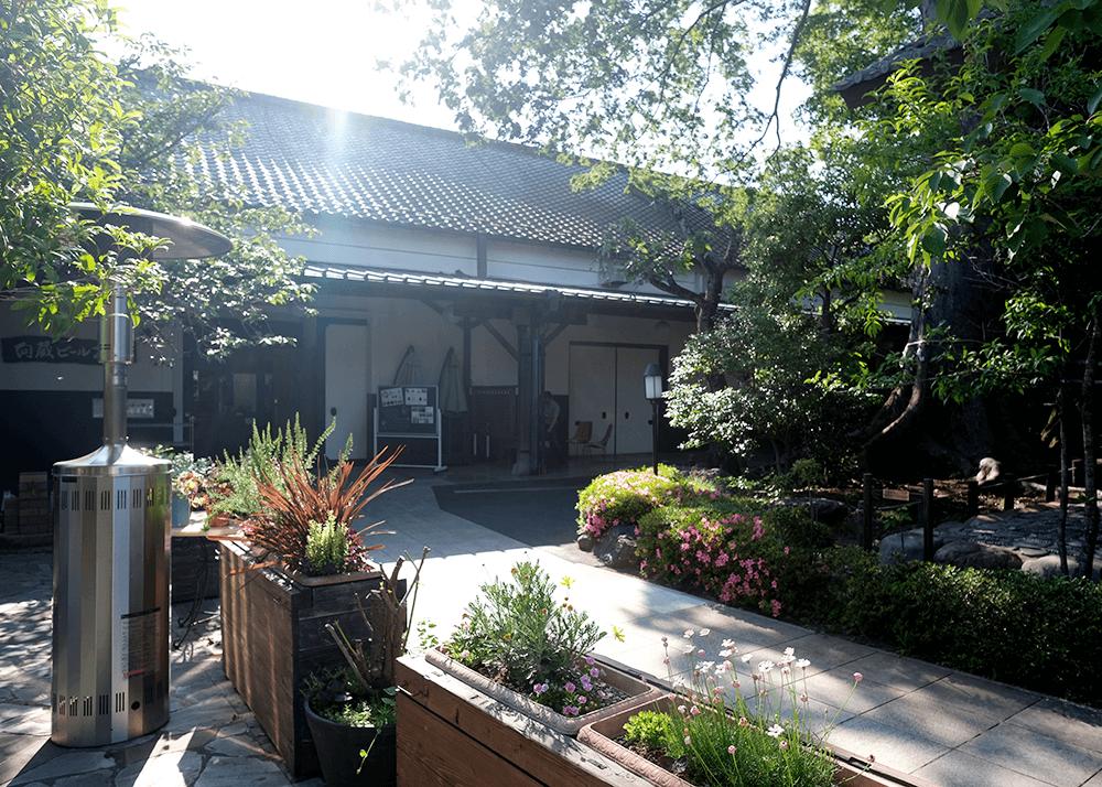石川酒造(福生のビール小屋)