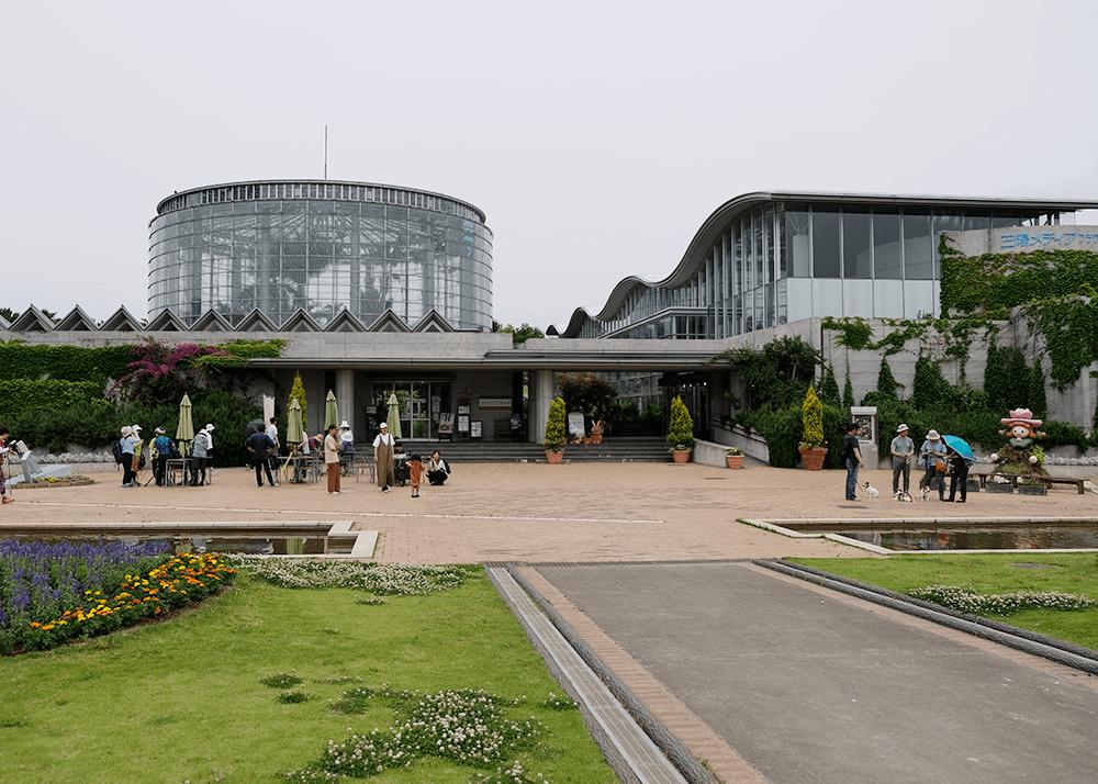 三陽メディアフラワーミュージアム(千葉市花の美術館)