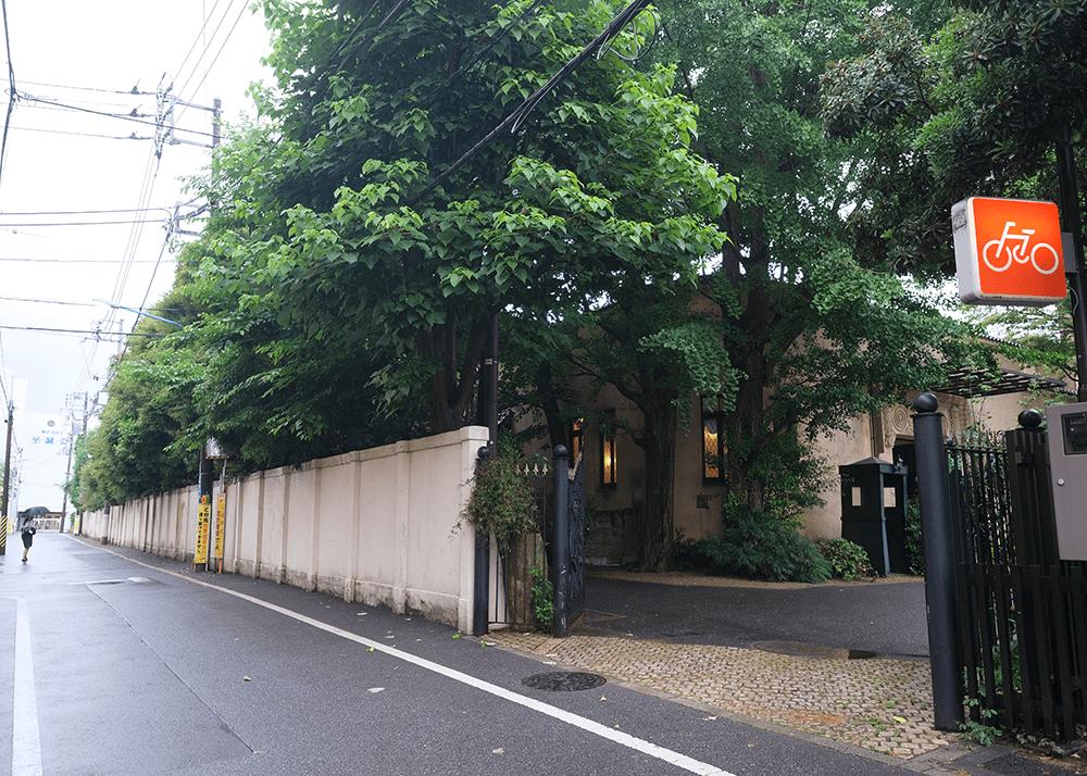 小笠原伯爵邸(おがさわらはくしゃくてい)