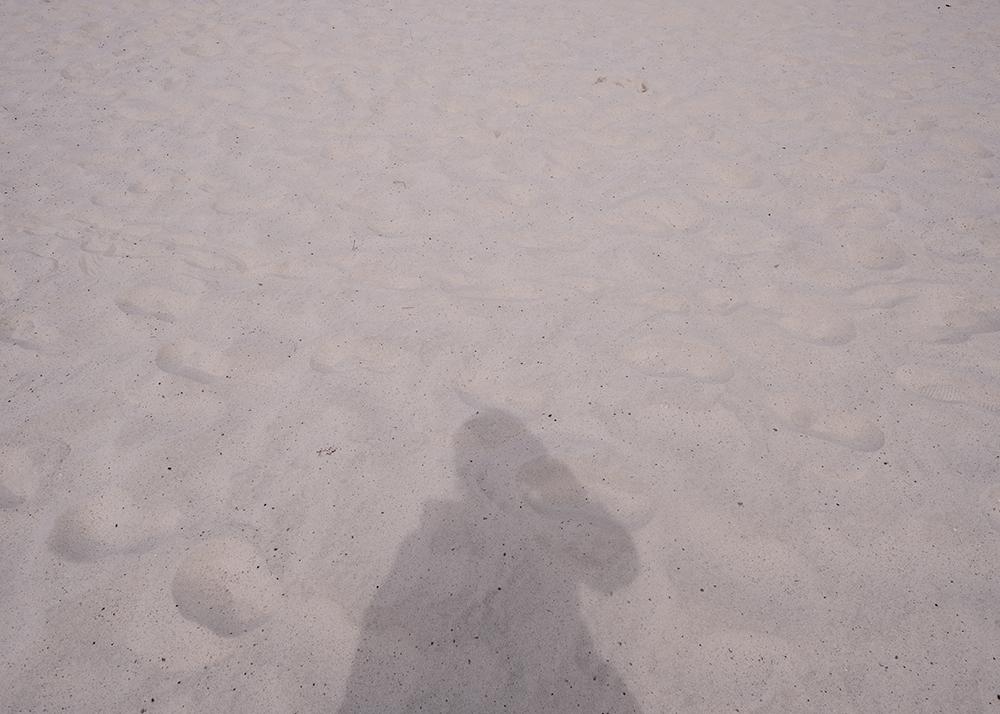 南紀白浜 白いビーチ