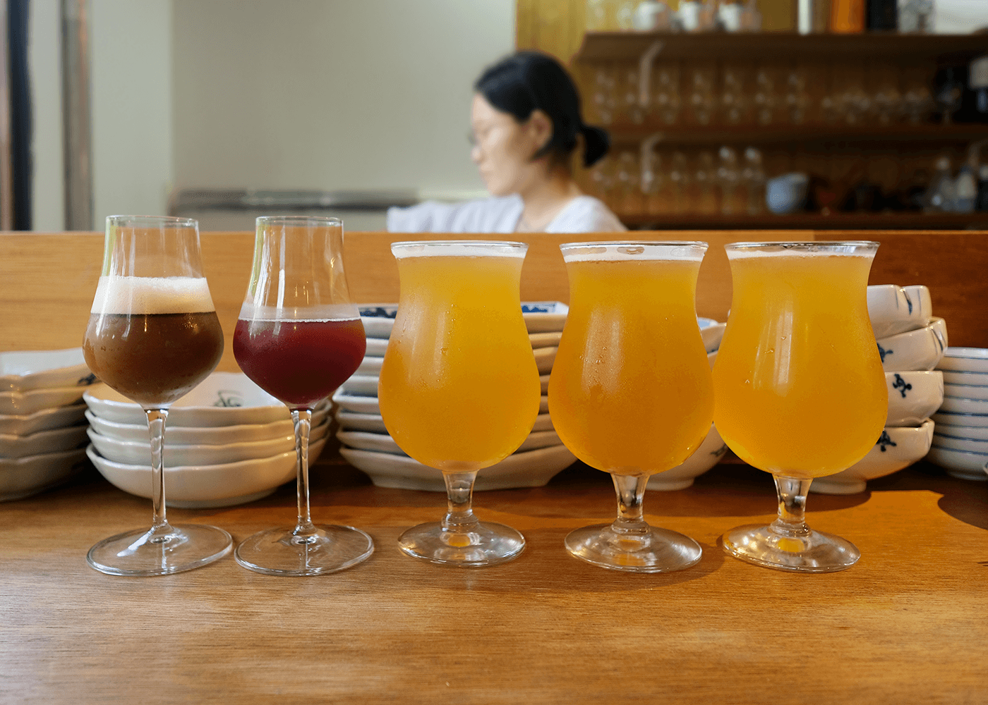 マイクロブルワリー を訪ねて(4)シンキチ醸造所