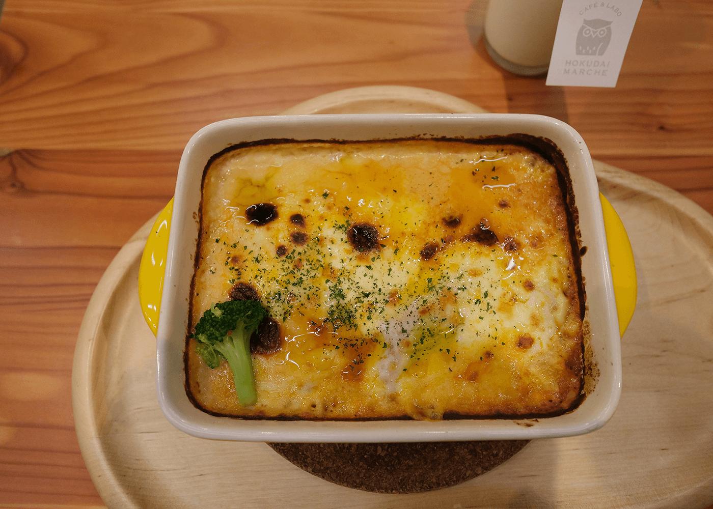 北大マルシェ Café & Labo(カフェ&ラボ)