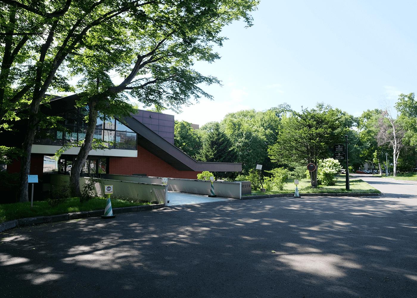 北海道大学 札幌キャンパス